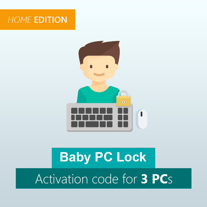 baby pc lock app home version